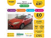 Ford Focus Titanium X FROM £31 PER WEEK!