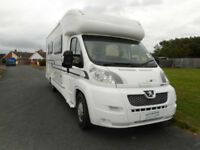 Autocruise Wentworth luxury spacious 2-berth motorhome for sale Melksham, Wilts