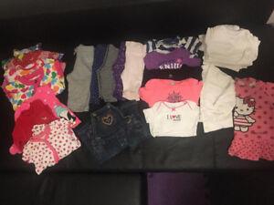 Girls clothes 6 mths