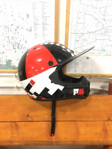 DirtBike Sledding Snowmobile Helmet - ProModel Helmet
