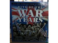 Hits Of The War Years 12 CDs