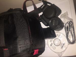 Canon Rebel T5i & Camera Case