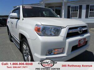 2013 Toyota 4Runner Limited V6 $292.73 BIWEEKLY!!!