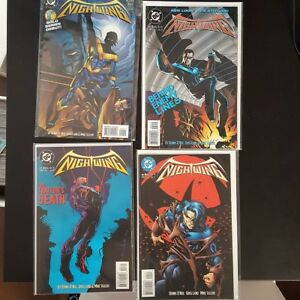 Nightwing Comics Issues 1 to 117 PLUS MORE!