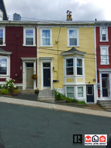 REDUCED 20K - Beautiful Attached Downtown St. John's Home!