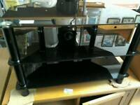 Glass TV stand #29197 £25