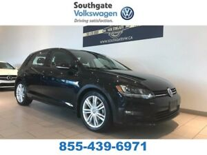 2015 Volkswagen Golf HIGHLINE | Leather | Sunroof | Heated Seats