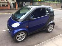 Smart car pulse lhd very clean