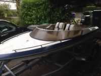 Picton 156GTS speed boat