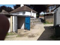 SIDCUP SECURE LARGE DRY GARAGE TO RENT/LET STORAGE