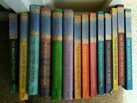 Caroline Lawrence Roman Mysteries series (14 books)