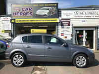 2007 VAUXHALL ASTRA 1.8i VVTI 16V 140 DESIGN + ( AA ) WARRANTY INCLUDED