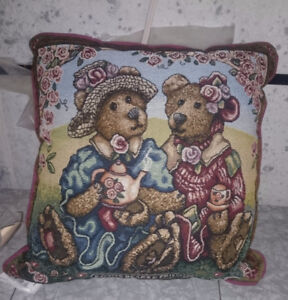 Boyds Bear Pillow