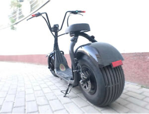 Fat Wheel Electric Scooter  Brand New