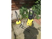 Karcher k2 pressure washer An tools