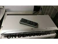 Toshiba DVD player with remote fully working in excellent condition
