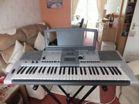 Yamaha PSR-E403 -Full Size Spec Keyboard with built in Synthesiser, Pro Case and Adjustable Stand.