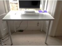 IKEA OLOV/LINNMON desk / table