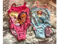 Brand new Swimming costumes 12- 18 months