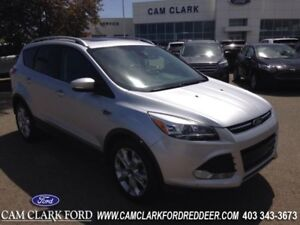 2015 Ford Escape Titanium  Leather Moonroof Navigation