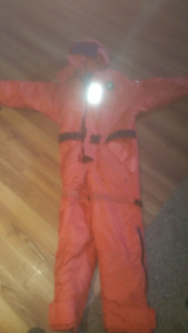 Floater Suit / Survival Suit