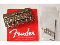 Fender Hardtail Bridge+ Les Paul Tune o Matic +Jazz bridge