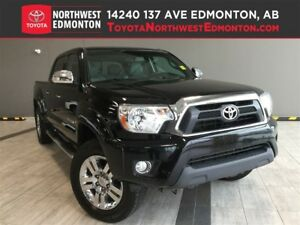 2015 Toyota Tacoma 4X4 | Leather Heat Seats | Nav | DVD