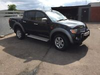 Mitsubishi L200 Warrior pickup truck for sale.