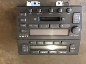 Radio stock Lexus gs 300 400 430