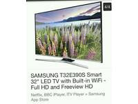 Samsung Smart LED TV WIFI HD APPS FREEVIEW