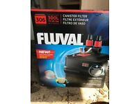Fluval 306 external filter for sale