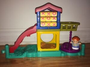Module de jeux sonore Little People Fisher Price en bon état