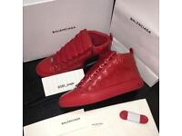 Balenciaga arena red