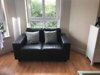 Leather sofa RRP £390