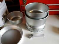 Storm proof cookset for 3-4 people (same as Trangia 25) ideal for d of e
