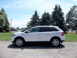 2013 Ford Edge SEL AWD Crossover- 4 BRAND NEW TIRES!!  One Owner