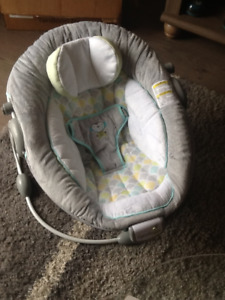 Baby Chair and Baby Swing
