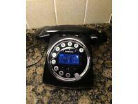 Salem Sixty Designer House Phone & answer machine