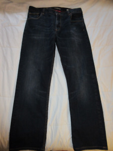 34X36 Alberto Modern Fit Men`s Designer Jeans (handcrafted)