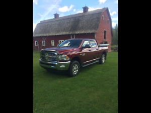 2016 Dodge Power Ram 2500 SLT Pickup Truck
