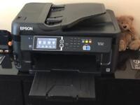Epson wf-7610 wifi printer