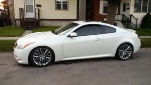 2008 Infiniti G37 S Coupe 6MT