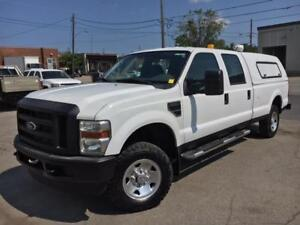 2009 Ford Super Duty F-250 SRW 4X4 LONG BOX-ONLY 130KM