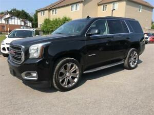 2015 GMC Yukon SLT| 8Pass | Nav | DVD | Leather |