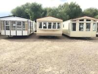 Static Caravans for sale ~ free uk delivery ~ prices from only £2,000