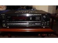 Sony AV receiver/amplifier