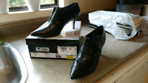 Nygard Collection Black Ankle Boots