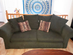 Free couch set need gone ASAP