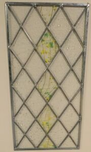 Diamond Water Ripples Glass - Stained Glass