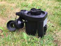 Camping Battery Electric Portable Pump